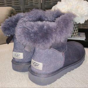 Women's UGG Mini Bailey Bow Boots